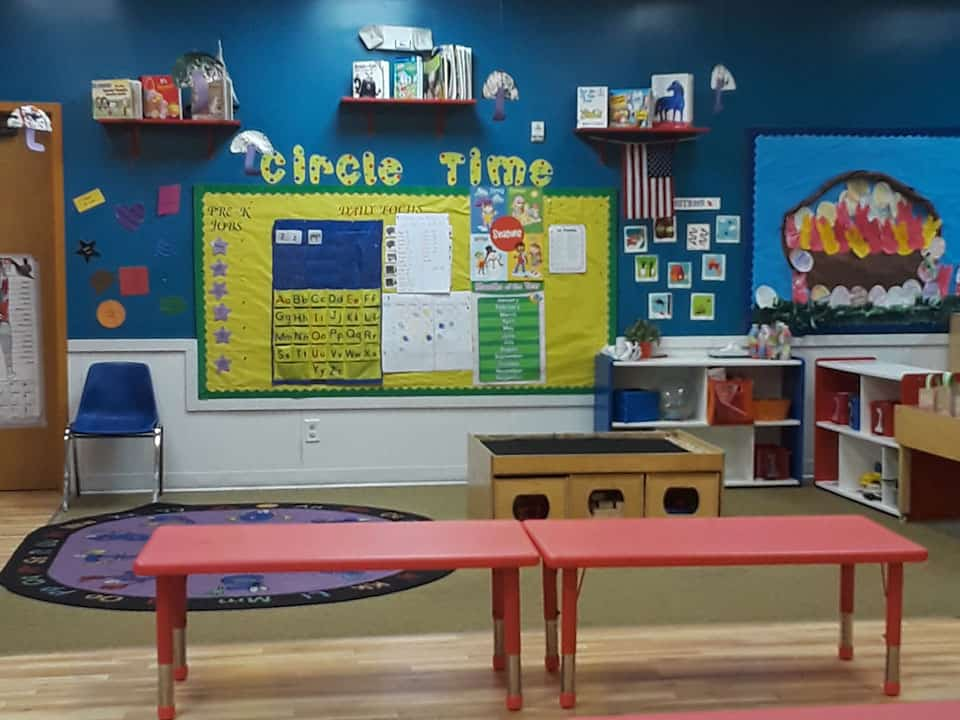 Kids at Kids Works Creative Learning Center in Hamilton, OH